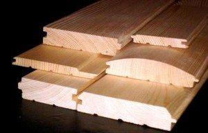 деревянная евровагонка