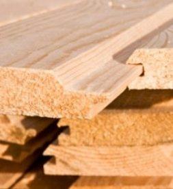 Деревянный отделочный материал