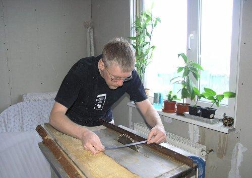 Изготовление вагонка своими руками