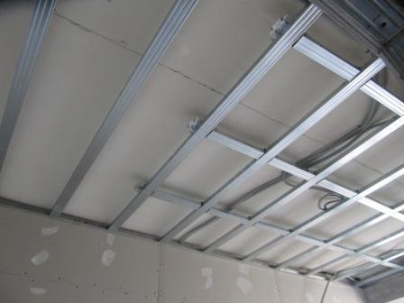 как правильно обшить вагонкой потолок