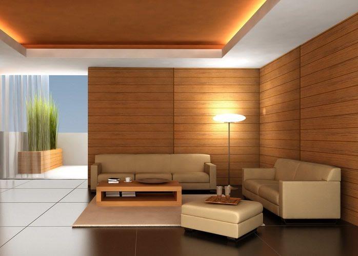 Вагонка дизайн интерьера